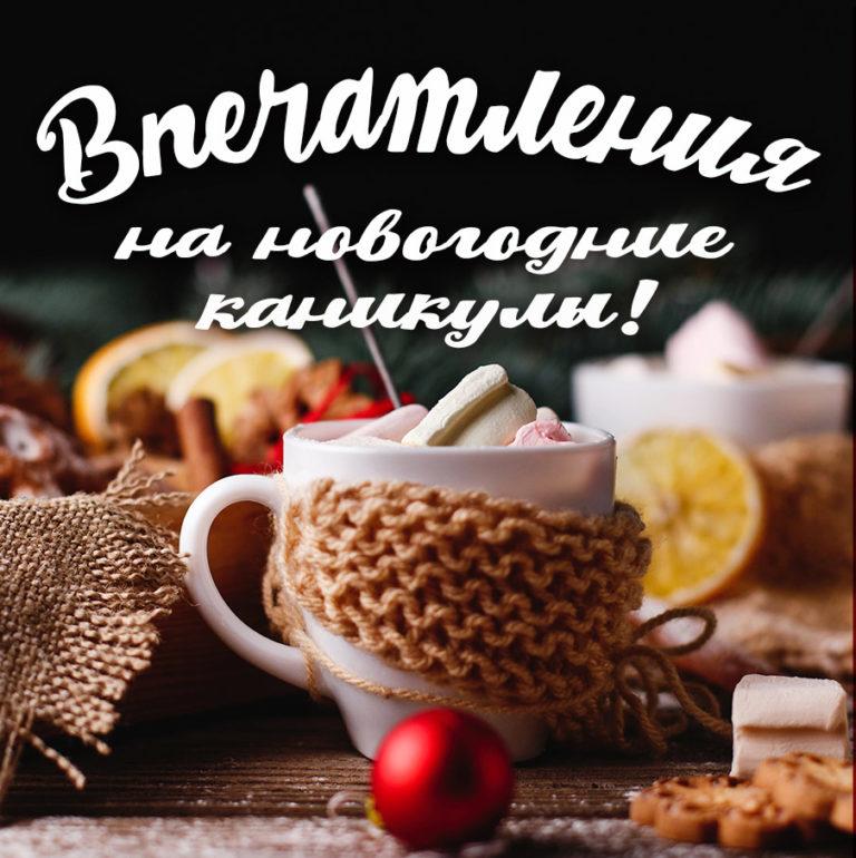 Впечатления на новогодние каникулы!