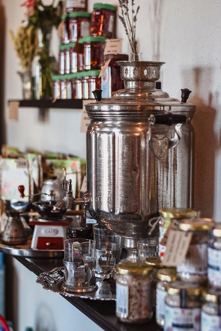 Купеческое чаепитие в Боровске