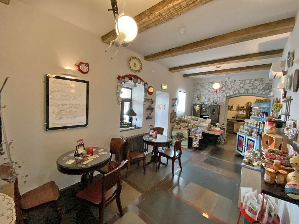 Кафе «Чашечная» в «Домике Счастья»